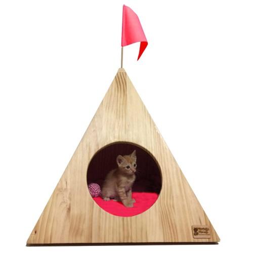 Cama para gatos - Pirámide Ramsés [piso]