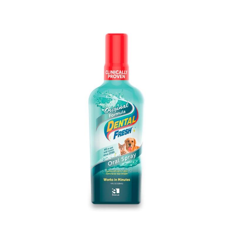 Spray dental para gatos y perros Dental Fresh Spray