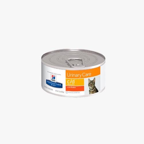 Alimento para gato Hill's Felino C/D