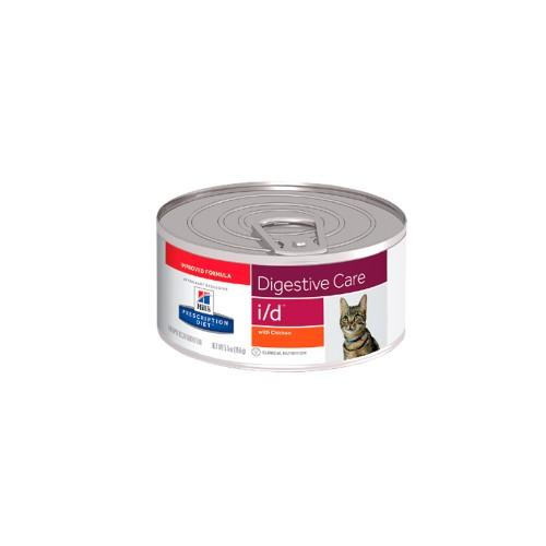Alimento para gato Hill's Felino I/D 5.5 oz