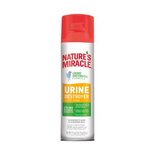 Destructor de orina de gato Nature Miracle Aerosol