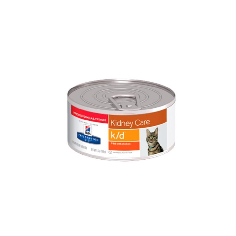 Alimento para gato Hill's Felino K/D