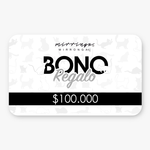 Bono virtual de regalo x $100.000
