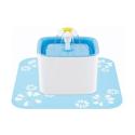 Fuente de agua Flor Cubo Azul 2.5 Lt